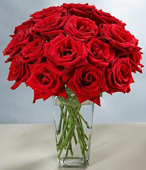 Bursa çiçek gönder nilüfer çiçek siparişi vermek  Sevdiklerinize özel ürün 12 adet cam içerisinde kirmizi gül  çiçekçi Bursa nilüfer hediye çiçek yolla