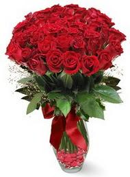 19 adet essiz kalitede kirmizi gül  Bursa çiçek siparişi karacabey 14 şubat sevgililer günü çiçek