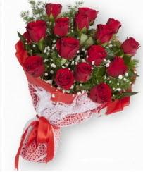 11 adet kırmızı gül buketi  Bursa çiçek gönderimi nilüfer cicekciler , cicek siparisi