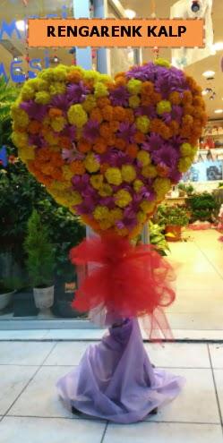 Ankara mevsim çiçeklerinden kalp perförje  Bursa çiçekçi osman gazi çiçek gönderme sitemiz güvenlidir