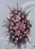 Bursa çiçek yolla nilüfer çiçek gönderme  ferforje tanzim kazablankadan