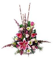 çiçekçiler Bursa online çiçek gönderme sipariş  mevsim çiçek tanzimi - anneler günü için seçim olabilir