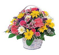Bursada çiçekçi osmangazi çiçek , çiçekçi , çiçekçilik  mevsim çiçekleri sepeti özel