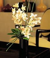 çiçek yolla Bursa orhaneli çiçekçiler  cam yada mika vazo içerisinde dal orkide