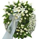 son yolculuk  tabut üstü model   çiçekçiler Bursa online çiçek gönderme sipariş
