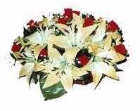 yapay karisik çiçek sepeti   Bursa inegöl kaliteli taze ve ucuz çiçekler