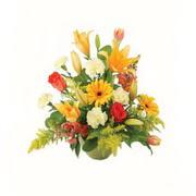 karisik renkli çiçekler tanzim   çiçek siparişi Bursa karacabey çiçek yolla