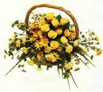 sepette  sarilarin  sihri  Bursa çiçek gönderimi nilüfer cicekciler , cicek siparisi