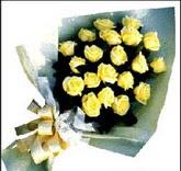 sari güllerden sade buket  Bursada çiçekçi osmangazi çiçek , çiçekçi , çiçekçilik