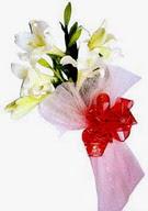 Bursada çiçekçi osmangazi çiçek , çiçekçi , çiçekçilik  ince vazoda gerbera ve ayi