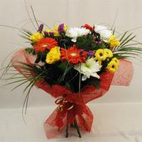 çiçekçi Bursa nilüfer hediye çiçek yolla  Karisik mevsim demeti
