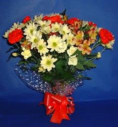 çiçekçi Bursa nilüfer hediye çiçek yolla  kir çiçekleri buketi mevsim demeti halinde