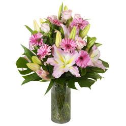 vazo içerisinde karisik mevsim çiçekleri  Bursa inegöl kaliteli taze ve ucuz çiçekler