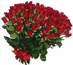 51 adet kirmizi gül buketi  çiçek yolla Bursa orhaneli çiçekçiler