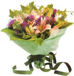 karisik mevsim buketi anneler günü ve sevilenlere  Bursa orhangazi internetten çiçek siparişi