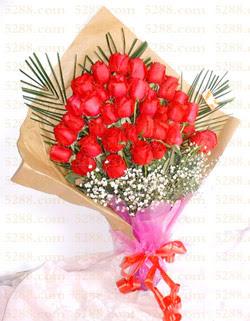 13 adet kirmizi gül buketi   Bursa çiçek yolla nilüfer çiçek gönderme