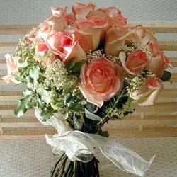 12 adet sonya gül buketi    Bursa çiçek nilüfer İnternetten çiçek siparişi