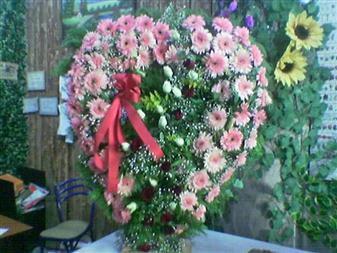 Bursa çiçek nilüfer İnternetten çiçek siparişi  SEVDIKLERINIZE ÖZEL KALP PANO