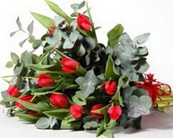 Bursaya çiçek yolla orhangazi çiçek satışı  11 adet kirmizi gül buketi özel günler için