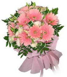 Bursa çiçek gönderimi nilüfer cicekciler , cicek siparisi  Karisik mevsim çiçeklerinden demet