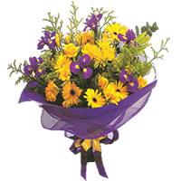 çiçek siparişi Bursa karacabey çiçek yolla  Karisik mevsim demeti karisik çiçekler