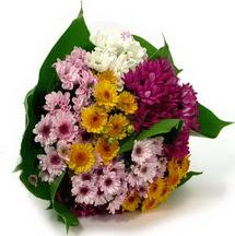 Bursa çiçekçi osman gazi çiçek gönderme sitemiz güvenlidir  Karisik kir çiçekleri demeti herkeze