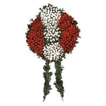 çiçek siparişi Bursa karacabey çiçek yolla  Cenaze çelenk , cenaze çiçekleri , çelenk