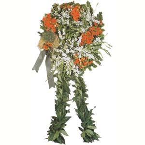 Cenaze çiçek , cenaze çiçekleri , çelengi  Bursa çiçek siparişi karacabey 14 şubat sevgililer günü çiçek