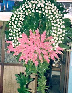 Cenaze çelenk , cenaze çiçekleri , çelengi  Bursa osmangazi internetten çiçek satışı