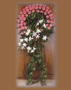 Bursa çiçek yolla nilüfer çiçek gönderme  Cenaze çelenk , cenaze çiçekleri , çelengi