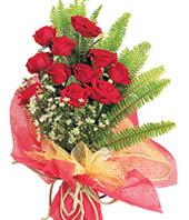 11 adet kaliteli görsel kirmizi gül  Bursaya çiçek yolla orhangazi çiçek satışı