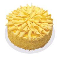Muzlu pasta 4 ile 6 kisilik yas pasta  Bursa çiçekçi osman gazi çiçek gönderme sitemiz güvenlidir