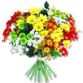 Kir çiçeklerinden buket modeli  Bursa ya çiçek yolla mudanya cicek , cicekci