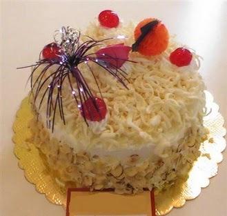 pasta siparisi 4 ile 6 kisilik yaspasta mis lezzette  Bursa çiçekçi osman gazi çiçek gönderme sitemiz güvenlidir