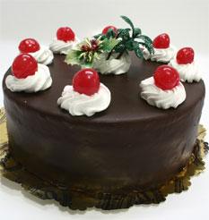 4 ile 6 kisilik yas pasta çikolatali taze pastaci  Bursa osmangazi online çiçekçi , çiçek siparişi