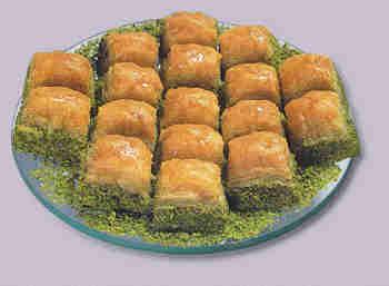 pasta tatli satisi essiz lezzette 1 kilo fistikli baklava  Bursa inegöl kaliteli taze ve ucuz çiçekler