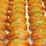 online pastaci Essiz lezzette 1 kilo Sekerpare  çiçek yolla Bursa orhaneli çiçekçiler