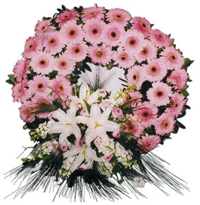 Cenaze çelengi cenaze çiçekleri  çiçek Bursa yenişehir çiçekçi mağazası