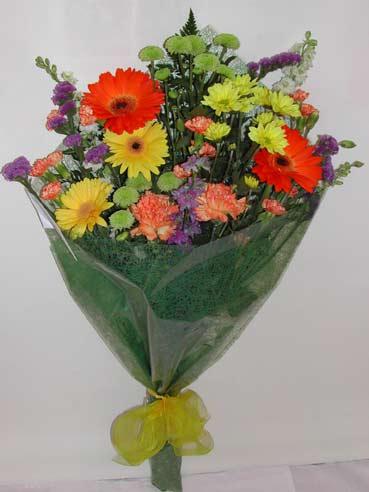 karisik kir çiçek buketi çiçek gönderimi  Bursa çiçek gönderimi nilüfer cicekciler , cicek siparisi