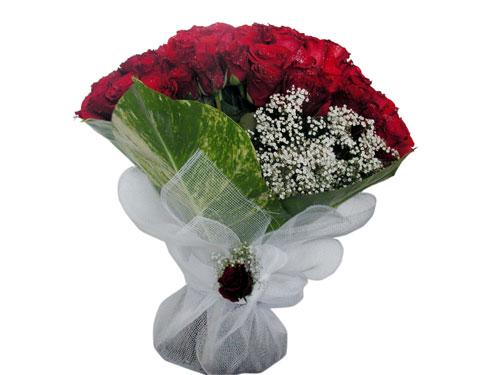 25 adet kirmizi gül görsel çiçek modeli  çiçek siparişiBursa mustafa kemal paşa çiçek siparişi sitesi