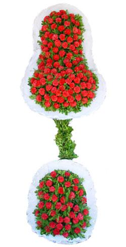 Dügün nikah açilis çiçekleri sepet modeli  çiçekçiler Bursa online çiçek gönderme sipariş