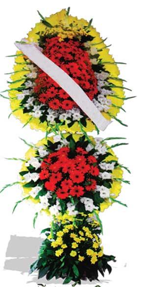 Dügün nikah açilis çiçekleri sepet modeli  Bursa çiçek yolla nilüfer çiçek gönderme