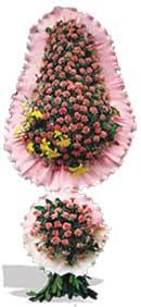 Dügün nikah açilis çiçekleri sepet modeli  Bursa çiçekçi osman gazi çiçek gönderme sitemiz güvenlidir