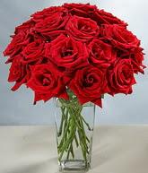 Bursa orhangazi internetten çiçek siparişi  cam vazoda 11 kirmizi gül  Bursa büyük orhan yurtiçi ve yurtdışı çiçek siparişi