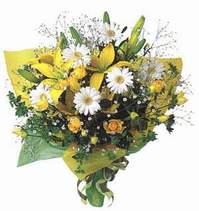 online Bursa ucuz çiçek gönder  Lilyum ve mevsim çiçekleri