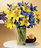 Bursa osmangazi online çiçekçi , çiçek siparişi  Lilyum ve mevsim  çiçegi özel