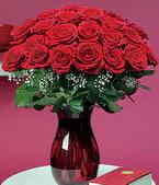 cicek Bursa iznik çiçek online çiçek siparişi  11 adet Vazoda Gül sevenler için ideal seçim