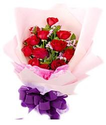 7 gülden kirmizi gül buketi sevenler alsin  çiçek siparişi Bursa karacabey çiçek yolla
