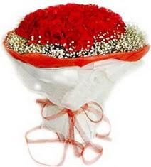 çiçek yolla Bursa orhaneli çiçekçiler  41 adet kirmizi gül buketi