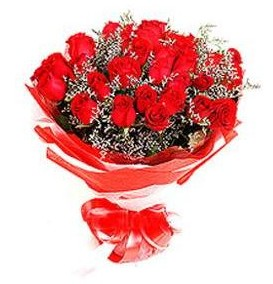 cicekci Bursa inegöl çiçek mağazası , çiçekçi adresleri  12 adet kırmızı güllerden görsel buket